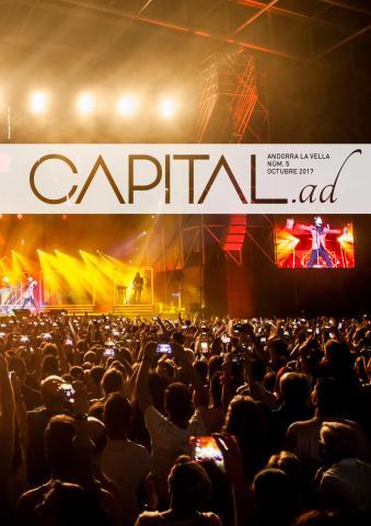 Capital.ad Núm. 5 Portada